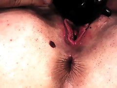 Flexible MILF Darling Fucked in a Difficult Suspension