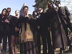 La Maledizione del Castello (1997) PILNS VINTAGE FILMU