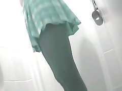 Hidden cam in toilet - 7