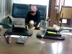 hidžab je izgubio nakon što je выебал joj donje rublje nositi