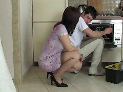 弄housemaid