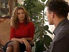生命の妻フルフランス語ポルノ映画