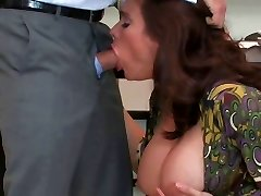 Boss & A Secretary mom