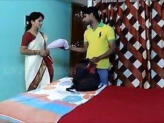 Akeli Pyasi Jawan Bhabhi XXX Desi bhabhi Urdski mijenja povijest Ljubav 2