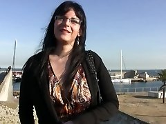 Unknown spanish girl fucks for money