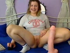 super big dildo in ass!