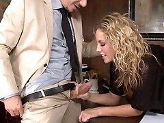 nice office lady