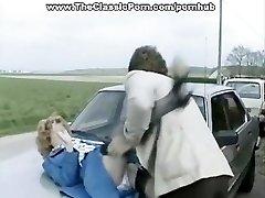 Ongeval video van harde openlucht sex