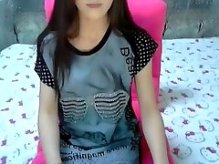 Crazy amateur movie with skinny, small bumpers, college, strip, solo, webcam vignettes
