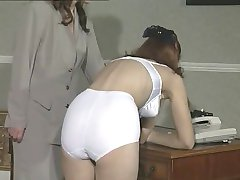 Lesbian headmistress and her fun PT 1