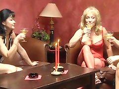 Czech Mature Orgy - Cireman