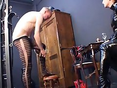 Dominatrix, sissy training