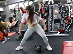 yes!!! fitness hot ASS hot CAMELTOE 84
