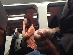 फ़्लैश ट्रेन पर