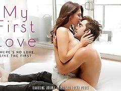 Ariana Grand & Logan Pierce v Moji Prvi Ljubezni Video