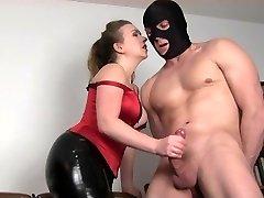 ballkicking orgasm