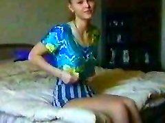 Ruski Teen Prvič
