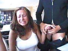 Compilation Hot chicks reacting to big dicks