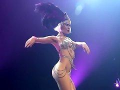 Burleska Striptīzs