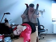 Boss super-hot fuck his Secretary(GETLaid24-com)