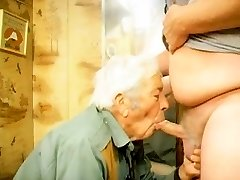 face banging grandpa