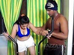 Bhabhi Romantika Ar Sporta Treneris