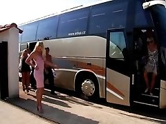 Superslut Bus - ultimate hookup party - part I