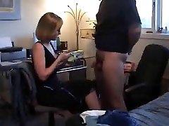 एक गेंद नंगा HJ द्वारा सुनहरे बालों वाली पत्नी