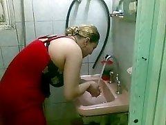 औरत प्रदान gamda खौफ