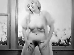 čierne a biele retro film