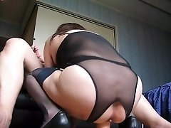 Unexperienced 51 years old Married Woman love stocking & mouthjob