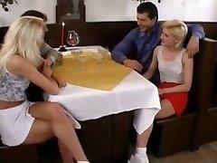 Cool blondes swingers scene