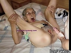 ILoveGrannY Nude Mature Pictures Compilation