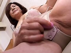 fapping japanese gran part1