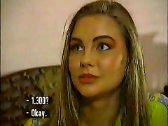 Russian girl Irina from Moscow - Audition 1993