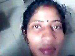 Desi Tamilu sieva Sandhya mīlestības tunelis driiled