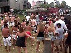 Marvelous pornstar in wild blonde, group sex adult scene