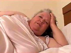 SSBBW Grandmother Anal Pounding