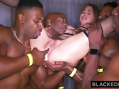 BLACKEDRAW My girlfriend got gang-fucked at the after soiree