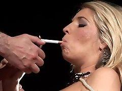धूम्रपान एक अच्छा डिक सवारी