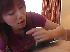 Japanese Teen  Prostate Massage Rimmer Uncensored