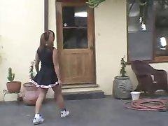 Chinese Cheerleaders