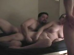swinger wife shared with buddy