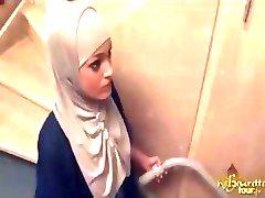 Arabisches Dienstmädchen Tief Arsch Gefickt