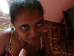 black teen maid sucl me in hotel Madagascar 2