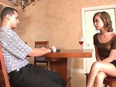 young princess use cuckold slave hot !