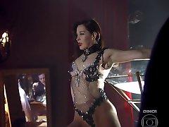 Claudia Raia brazilian celeb striptease