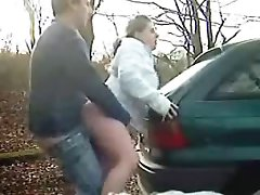 Stopping the car to fuck