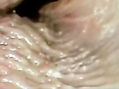 How does sex look from inside! Vagina close up.