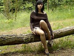 bruneta doamna w 050